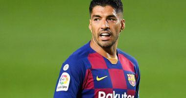 Luis Suarez s-a despărţit de FC Barcelona