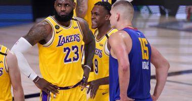 Los Angeles Lakers a obţinut a treia sa victorie în finala Conferinţei de Vest