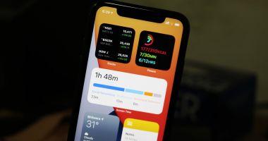 Cum adaugi un widget pe iPhone