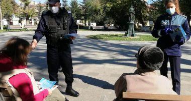 Activități de informare desfăşurate de poliţiştii constănţeni
