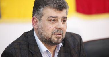 Marcel Ciolacu, după ce a fost amendat: Orban și ai săi folosesc Poliția Română în scopuri politice
