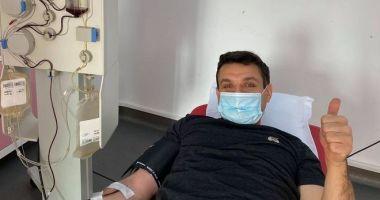 Un ieşean a salvat nouă bolnavi de COVID-19 donând plasmă