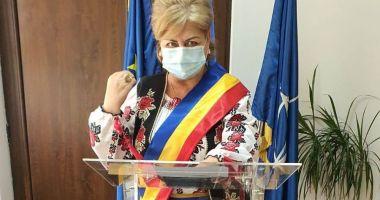 Gabriela Iacobici, primar pentru încă patru ani la Grădina.