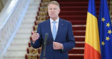 Klaus Iohannis: Vaccinul va fi administrat etapizat, la locul de muncă, în centre special amenajate