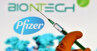 Vaccinul Pfizer/BioNTech va primi aviz până la finalul lui decembrie