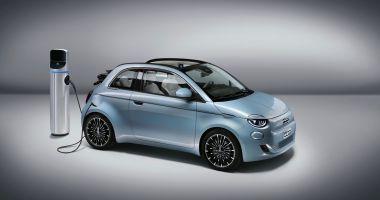 60% din maşinile Fiat vor fi electrificate până la finalul anului 2021