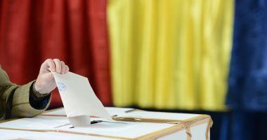 La scrutinul din 6 decembrie se va vota și cu urna specială