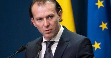 Florin Cîţu: Banca Mondială clasează România în topul ţărilor cu cele mai multe măsuri în pandemie