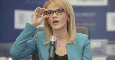 Gabriela Firea: Cerem demisia ministrului USR-Plus al Sănătății, Vlad Voiculescu