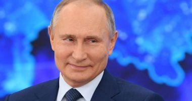 Putin afirmă că nu îi aparţine palatul din ancheta lui Aleksei Navalnîi