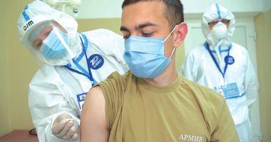 Peste 450.000 de persoane au fost vaccinate împotriva coronavirusului în România