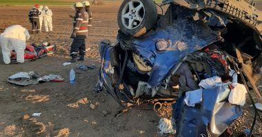 VIDEO / Accident grav la Constanța