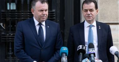 Nelu Tătaru neagă existența neînțelegerilor între el și Ludovic Orban în privința excepțiilor de la purtarea măștii