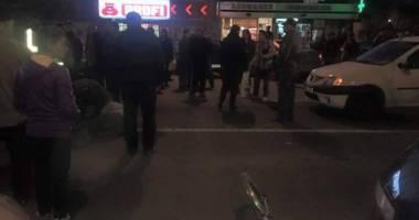 Accident rutier în Constanța, în această seară. Victima: un biciclist