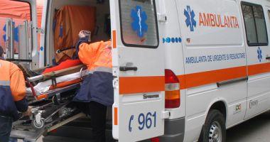 O bătrână dintr-un cămin, focar COVID-19, s-a aruncat de la balcon