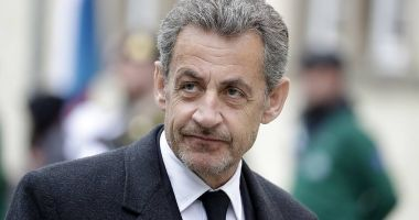 Fostul preşedinte francez Nicolas Sarkozy, condamnat la trei ani de închisoare