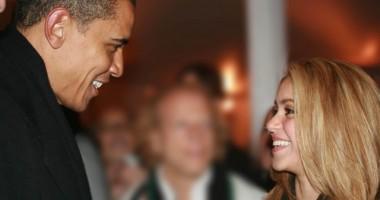Cum a ajuns Shakira să îl consilieze pe Barack Obama