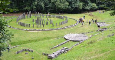 Vești bune pentru turiști! Autoritățile redeschid drumul spre cetatea dacică Sarmizegetusa Regia