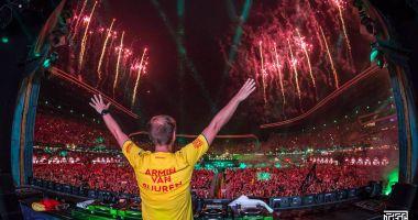 UNTOLD 2019. Imnul oficial al festivalului, compus de Armin Van Buuren