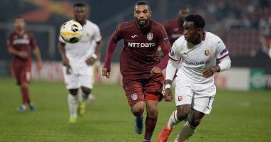 CFR Cluj scrie istorie! Victorie dramatică în Europa League