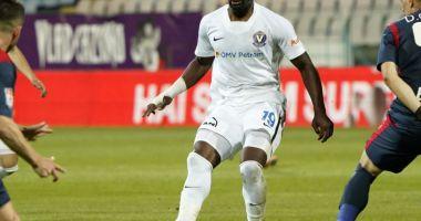 Fotbal / Atacantul Juvhel Tsoumou a plecat de la FC Viitorul
