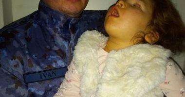 BOLI GRELE umbresc copilăria unei fetițe. Este nevoie de ajutor pentru TERAPII DE RECUPERARE!