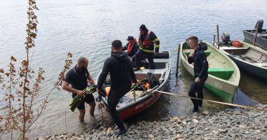 A fost găsit cadavrul pescarului dispărut în Dunăre, la Vadu Oii