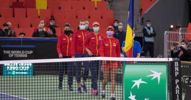 România va juca şi în 2022 în calificările pentru Turneul Final al Billie Jean King Cup