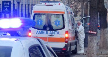 Un polițist local, infectat cu Covid-19, a murit în locuința sa