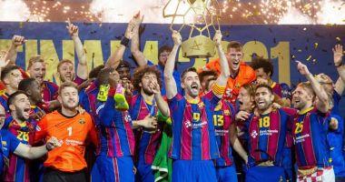 Handbal / FC Barcelona a câştigat, pentru a zecea oară, Liga Campionilor