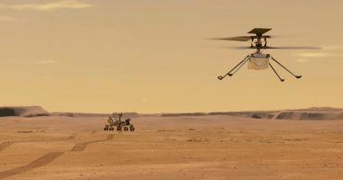 NASA a publicat prima înregistrare audio a zborului minielicopterului Ingenuity pe Marte