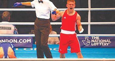 Box / Cosmin Gîrleanu, în semifinalele Campionatelor Europene din Italia