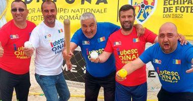 """Oină, sportul naţional / Rică Răducanu se alătură proiectului """"Iubesc Oina""""!"""