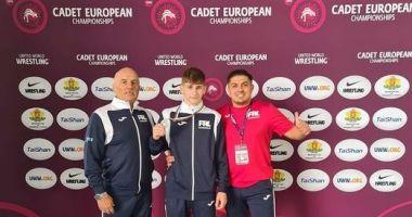Lupte / Medalie de bronz pentru România, în ultima zi a Europenelor din Bulgaria