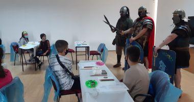 Ateliere de creaţie pentru copii, la Muzeul de Istorie Constanţa