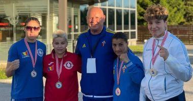 Box / Luptă pentru aur! Alexandra Maria Petcu, în finala Europenelor din Italia