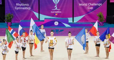 Gimnastică ritmică / Andreea Verdeş, cel mai bun rezultat al României la Cupa Mondială de la Cluj