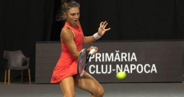 Tenis / Jaqueline Cristian, în optimi la Transylvania Open, după un meci de aproape trei ore