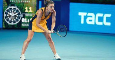 Simona Halep, în uşoară ascensiune în clasamentul WTA