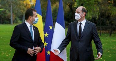 Ludovic Orban: Relaţia româno-franceză contribuie în mod esenţial la dezvoltarea economică a României