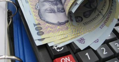 Deficitul bugetar pentru primele opt luni a ajuns la 5,18% din PIB
