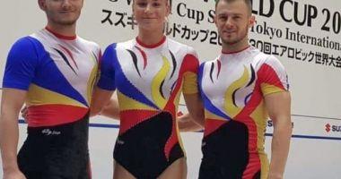 Aerobicii tricolori merg după medalii la Europenele de la Pesaro