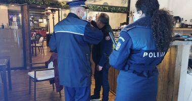 Vreți să petreceți de 8 Martie? Riscați amenzi usturătoare! Polițiștii din Constanța vor fi prin localuri