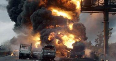 23 de morți în explozia și incendiul unei uzine