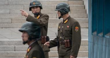 Descoperire înspăimântătoare în intestinele soldatului nord-coreean dezertat luni