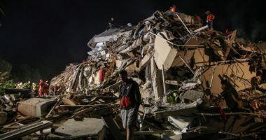 Bilanţul morţilor cutremurului din vestul Turciei a urcat la 25