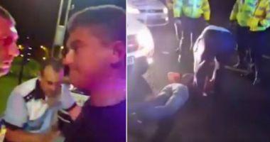 Polițistul lovit de Cristian Boureanu cere despăgubiri de 50.000 euro