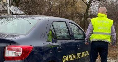 DEȘEURI OPRITE LA GRANIȚĂ!  Încă un transport întors din drum de Garda de Coastă