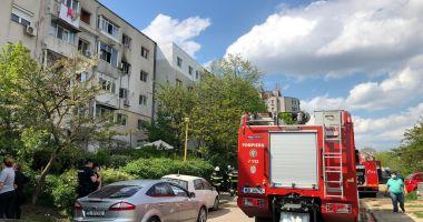 EXPLOZIE într-un apartament din Constanța! Mai multe persoane EVACUATE!