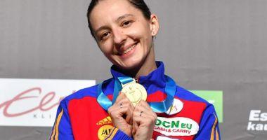 Ana-Maria Popescu a câștigat Cupa Mondială la spadă